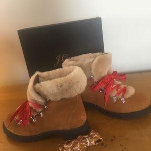 J. Crew Shoes - J. Crew Nordic Boots